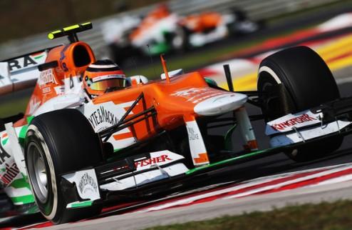 Формула-1. Хюлькенберг рассчитывает попасть в третий сегмент квалификации