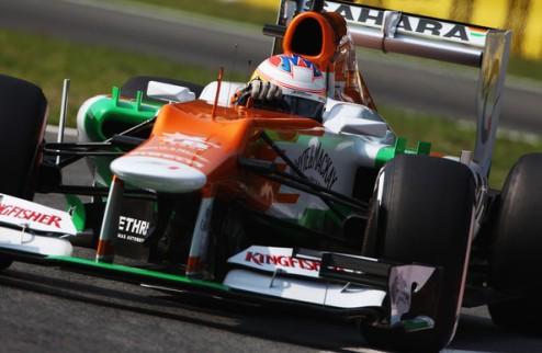 Формула-1. Ди Реста: концентрируемся на гонке