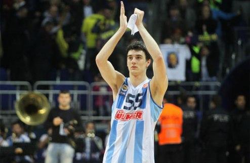 Евролига. Прелдзич — MVP первого тура