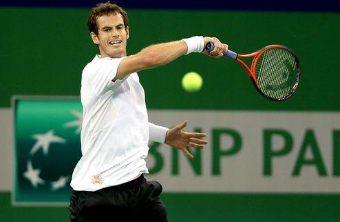 Шанхай. Маррей снова бьет Федерера и выходит в финал