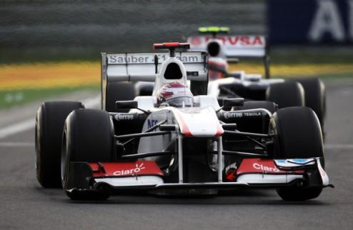 Формула-1. Кобаяси признал свою ошибку