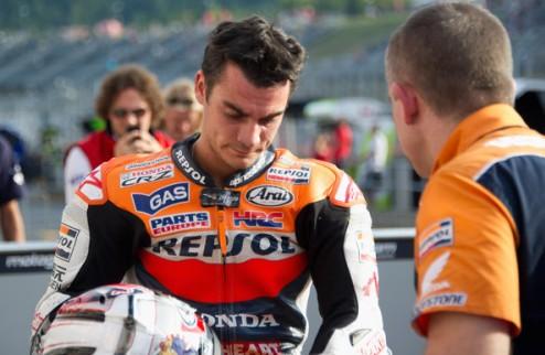 """MotoGP. Педроса: """"Жаль, что Лоренсо финишировал вторым"""""""