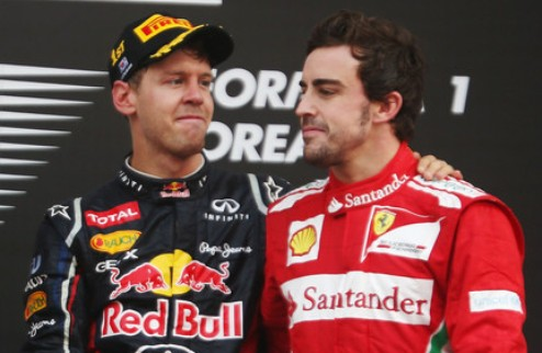 Формула-1. BBC: Феттель подписал контракт с Феррари
