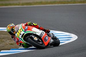 MotoGP. Росси: Дукати не может ехать быстрее