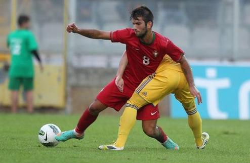 Молодежная сборная Украины обыграла португальцев