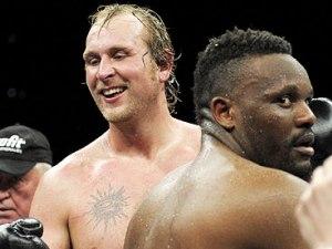 Хелениус вернется в ринг 10 ноября
