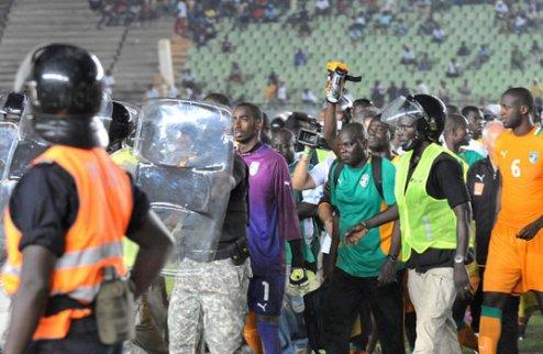 Сенегал на Кубке африканский наций не сыграет