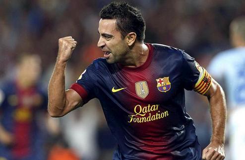 Хави продлит контракт с Барселоной