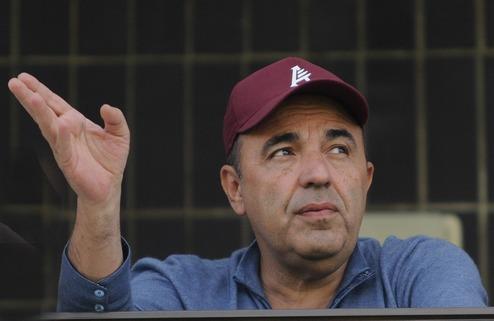 Рабинович опроверг слухи о смене владельца клуба