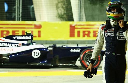 """Сенна: """"Моя цель — остаться в Формуле-1"""""""
