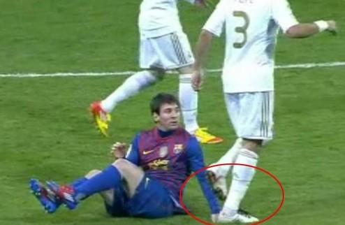 """Барселона покажет все """"грязные дела"""" Пепе"""