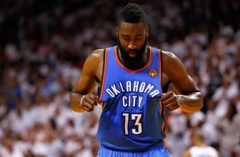 НБА. Даллас и Хьюстон сразятся за Хардена