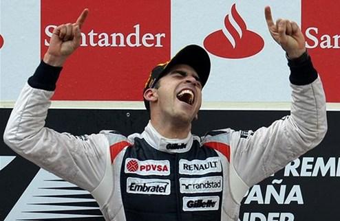 """Формула-1. Мальдонадо: """"Моя миссия — вернуть Уильямс на вершину"""""""