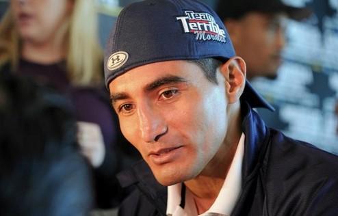 """WBC: """"Слухи о положительной допинг-пробе Моралеса — ложь"""""""
