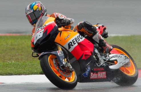"""MotoGP. Педроса """"Вибрация на байке лишила меня поула """""""