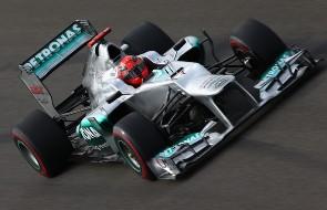 """Формула-1. Шумахер: """"В прошлом году Индия встретила нас гостеприимно"""""""