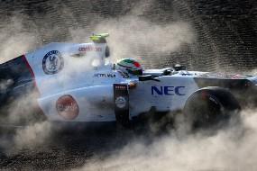 Формула-1. Перес: цель — пятое место в Кубке конструкторов