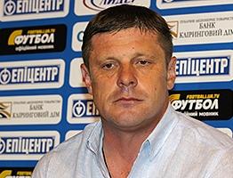 """Лужный: """"Черноморец забил, нам не повезло"""""""