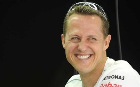 """Формула-1. Шумахер: """"Мои глаза в идеальном состоянии"""""""