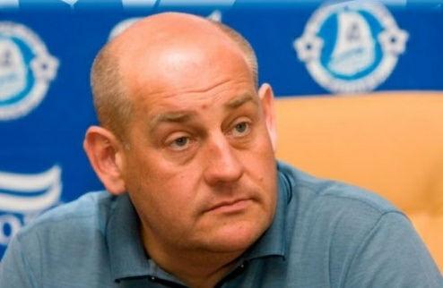 """Стеценко: """"Техническое поражение сделает Днепр злее"""""""