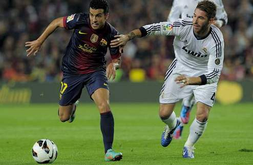"""Педро: """"Сложно играть за Барселону"""""""