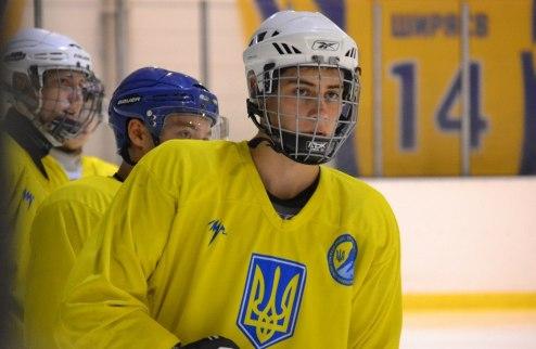 ПХЛ. Еще один форвард Динамо вызван в молодежную сборную Украины