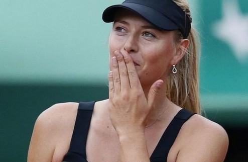 Итоговый турнир года WTA. Шарапова разбирается с Эррани