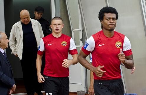 Футболисты Металлурга взбунтовались против Кварцяного