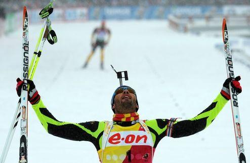 Биатлон. Фуркад примет участие в лыжной гонке в Норвегии