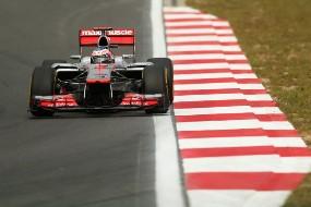 Формула-1. Баттон настроен на успех в Индии