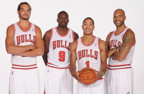 НБА. Превью сезона. Чикаго Буллс