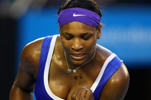 """Серена Уильямс: """"От меня требовался классный теннис"""""""