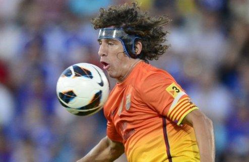 Барселона не будет предлагать Пуйолю долгосрочный контракт