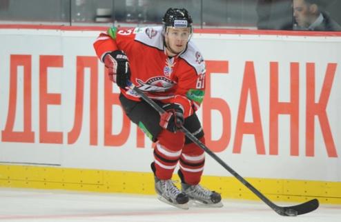 Дадонов получил вызов в сборную России