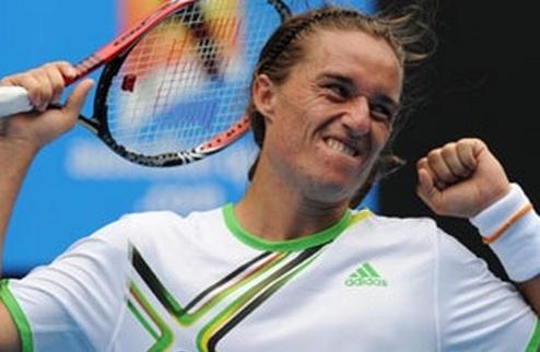 Долгополов вышел в полуфинал турнира в Валенсии