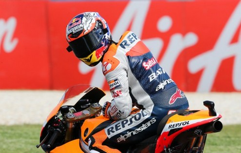 MotoGP. Гран-при Австралии. Стоунер — быстрейший в третьей практике