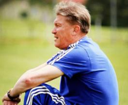 Блохин вчера наблюдал за тренировкой Динамо