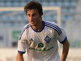 Бадри Акубардия вызван в первую команду Динамо