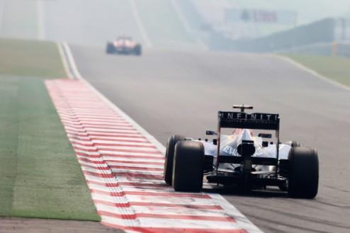 Формула-1. Гран-при Индии. Феттель увеличивает отрыв от Алонсо