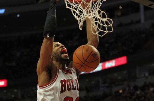 НБА. Гибсон и Чикаго: переговоры продолжаются