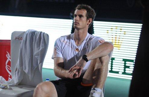 Маррей требует больше допинг-тестов в теннисе