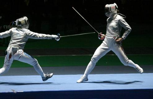 Фехтование. ЕКЦ Клагенфурт 2012: кадеты завоевывают серебро и бронзу