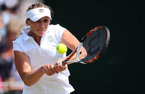 Тайбэй (WTA). Говорцова и Младенович идут дальше