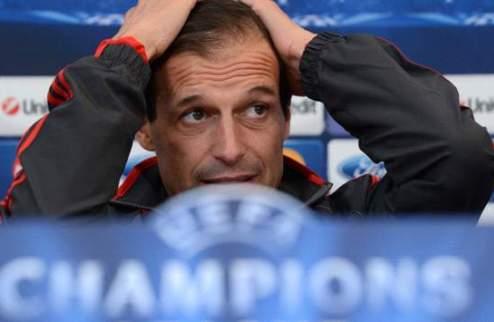 Милан ищет замену Аллегри