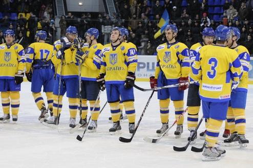 Все ноябрьские матчи сборной Украины пройдут во Дворце Спорта