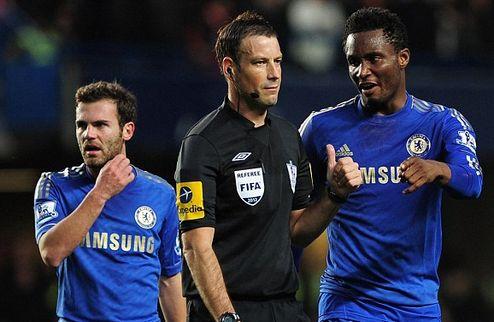 Челси официально пожаловался на расизм Клаттенбурга