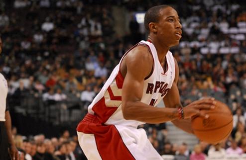 НБА. ДеРозан договорился с Торонто