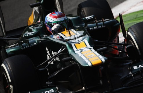 Формула-1. Катерхэм готовит обновления для Абу-Даби