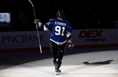 НХЛ. Стэмкос еще надеется на завершение локаута