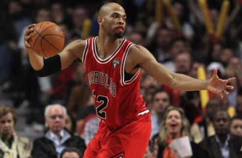 НБА. Чикаго и Гибсон договорились